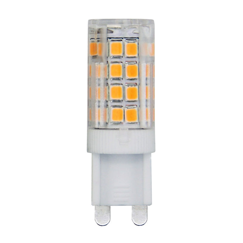 Luxrite 3.7 Watt 4100K T4 Replacement G9 Base LED Light Bulb