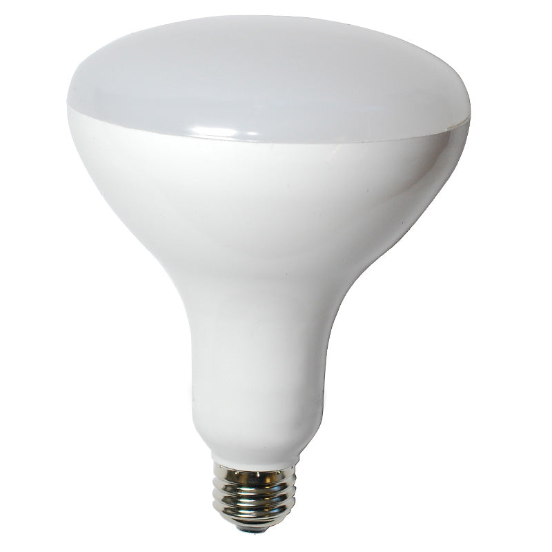 Luxrite 14w BR40 Dimmable LED Cool White 4000k Wide Flood light bulb