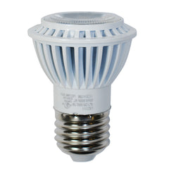 LUXRITE 7W PAR16 Dimmable LED Flood 5000K Bright White Bulb