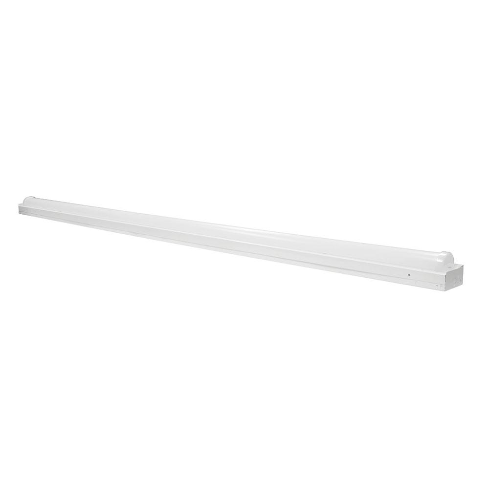 NICOR 8 foot Linear LED Strip Light in 5000K