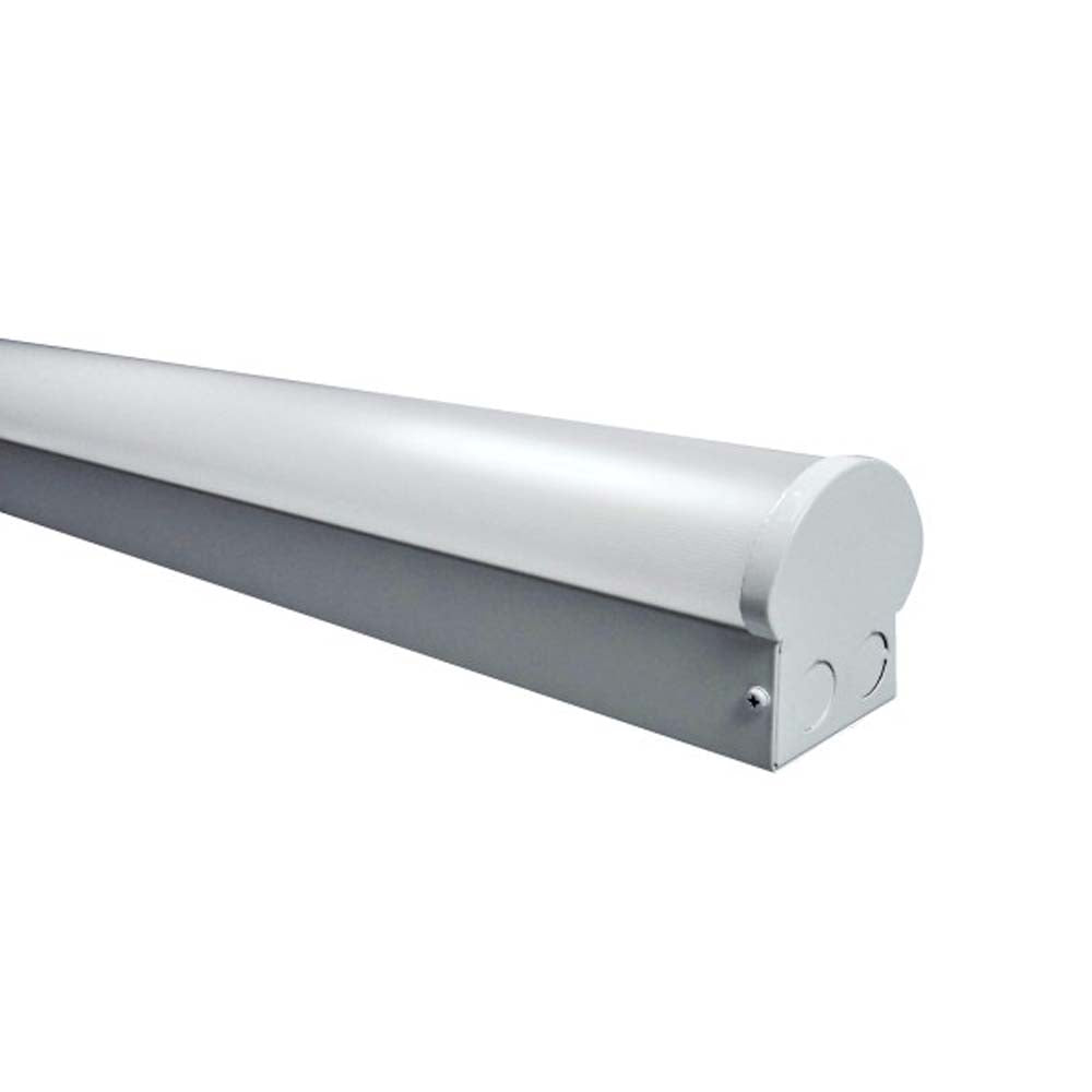LSC Series 4 Ft. High-Output Linear LED Strip Light Fixture in 3500K
