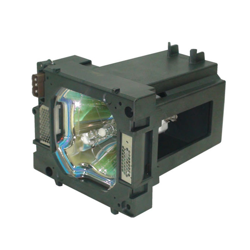 Canon LV-7589 Projector Housing with Genuine Original OEM Bulb