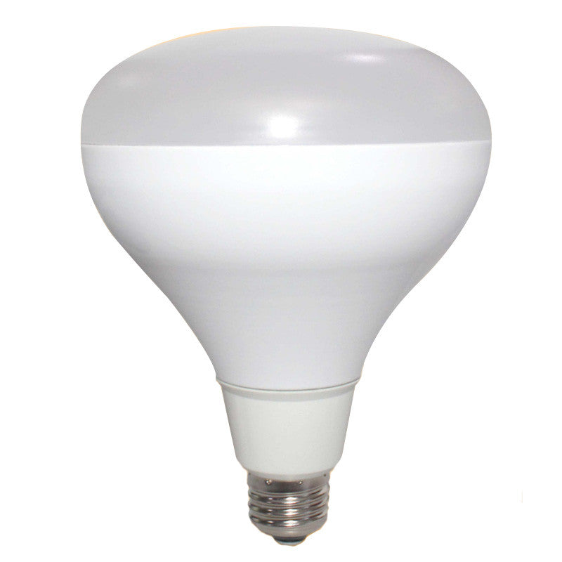 Luxrite 16W BR40 Dimmable LED Daylight 6500k E26 Flood Light Bulb - 90w equiv.