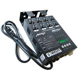 MATRIX DMX PRO 4 Channel Double Output Dimmer Pack - BulbAmerica