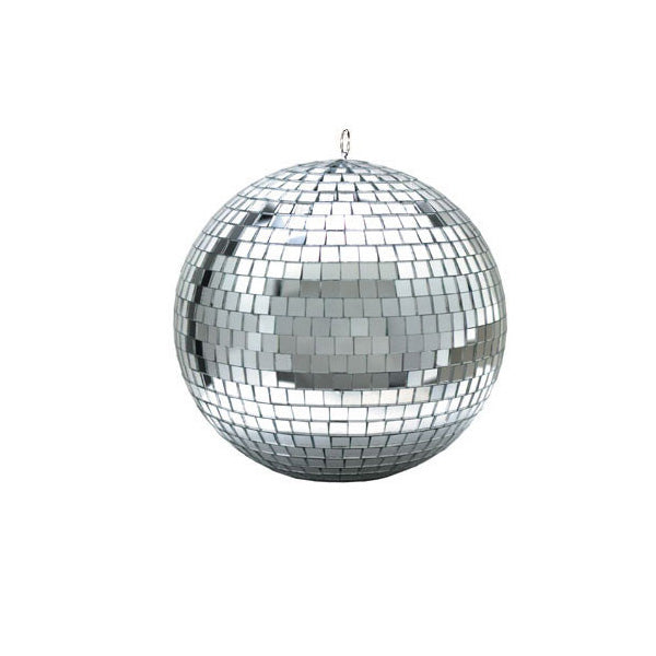BulbAmerica Disco Mirror Ball 12 inch lighting effect