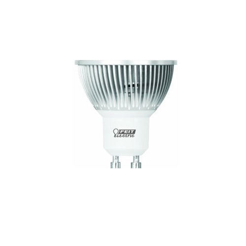 FEIT 4w MR16 GU10 Base 3LED Light Bulb