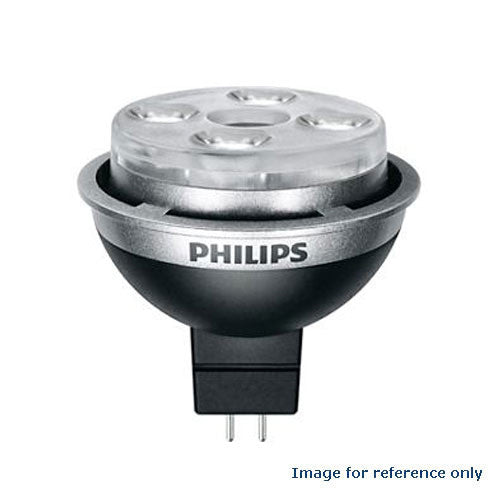 PHILIPS EnduraLED 7W MR16 LED Dimmable Warm White Light Bulb