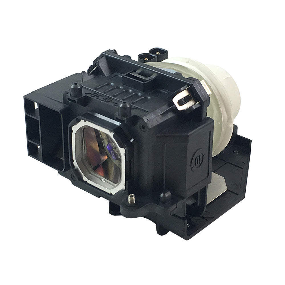 NEC M420X Projector Housing with Genuine Original OEM Bulb