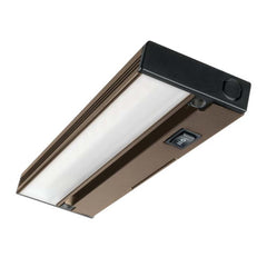 NUC-4 Series 12 in. Hi/Low/Off Oil-Rubbed Bronze LED Under Cabinet Light Fixture