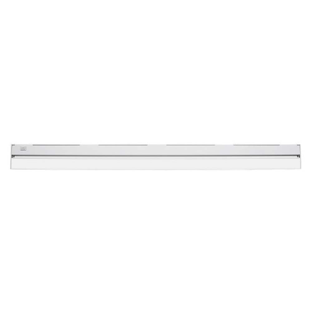 NUC-4 Series 40 in. Hi/Low/Off White LED Under Cabinet Light Fixture