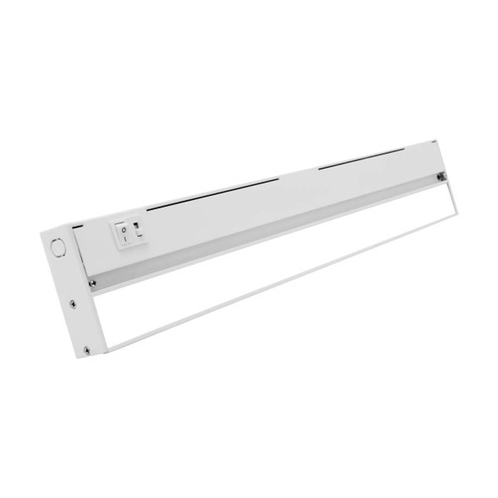 NUC-5 Series 21.5-inch White Selectable LED Under Cabinet Light