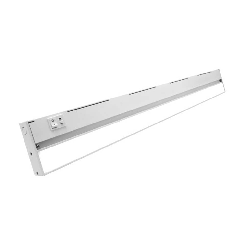 NUC-5 Series 30-inch White Selectable LED Under Cabinet Light
