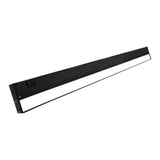 NUC-5 Series 40-inch Black Selectable LED Under Cabinet Light