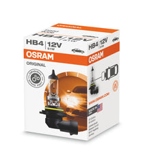 Osram Sylvania 9006 HB4 12V 51W Original Line High-Performance Headlight Bulb