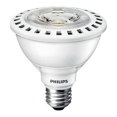 Philips 12.5W PAR30S LED Dimmable Warm White 2700k Flood 25D Bulb