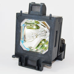 Sanyo POA-LMP125 Projector Housing with Genuine Original OEM Bulb