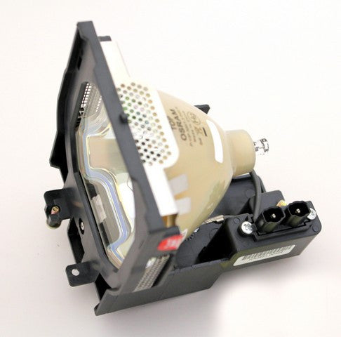 Eiki LC-XT4U Projector Housing with Genuine Original OEM Bulb