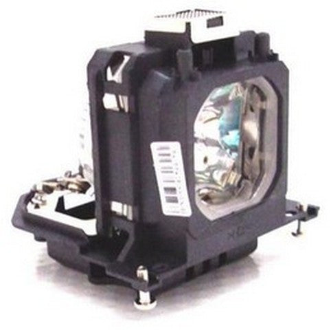 Sanyo 6103365404 Projector Housing with Genuine Original OEM Bulb
