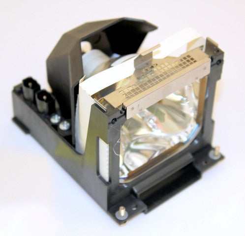 Canon LV-7355 Projector Housing with Genuine Original OEM Bulb