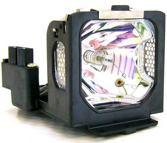Eiki LC-SM3 Projector Housing with Genuine Original OEM Bulb