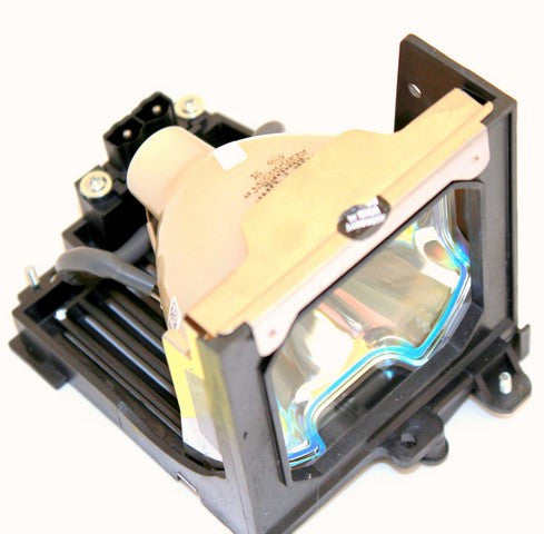 Eiki LC-XG100 Projector Housing with Genuine Original OEM Bulb
