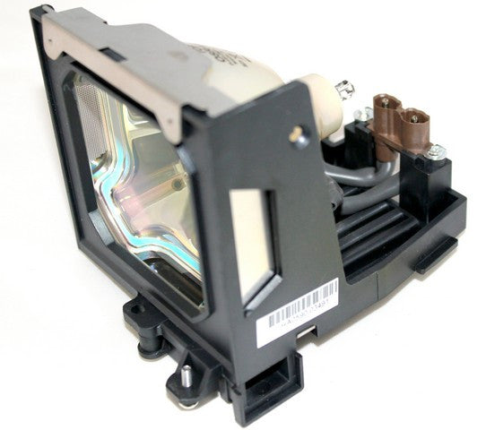 Sanyo PLC-XT10A Projector Housing with Genuine Original OEM Bulb
