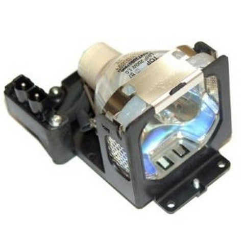 Canon LV-X4 Projector Housing with Genuine Original OEM Bulb