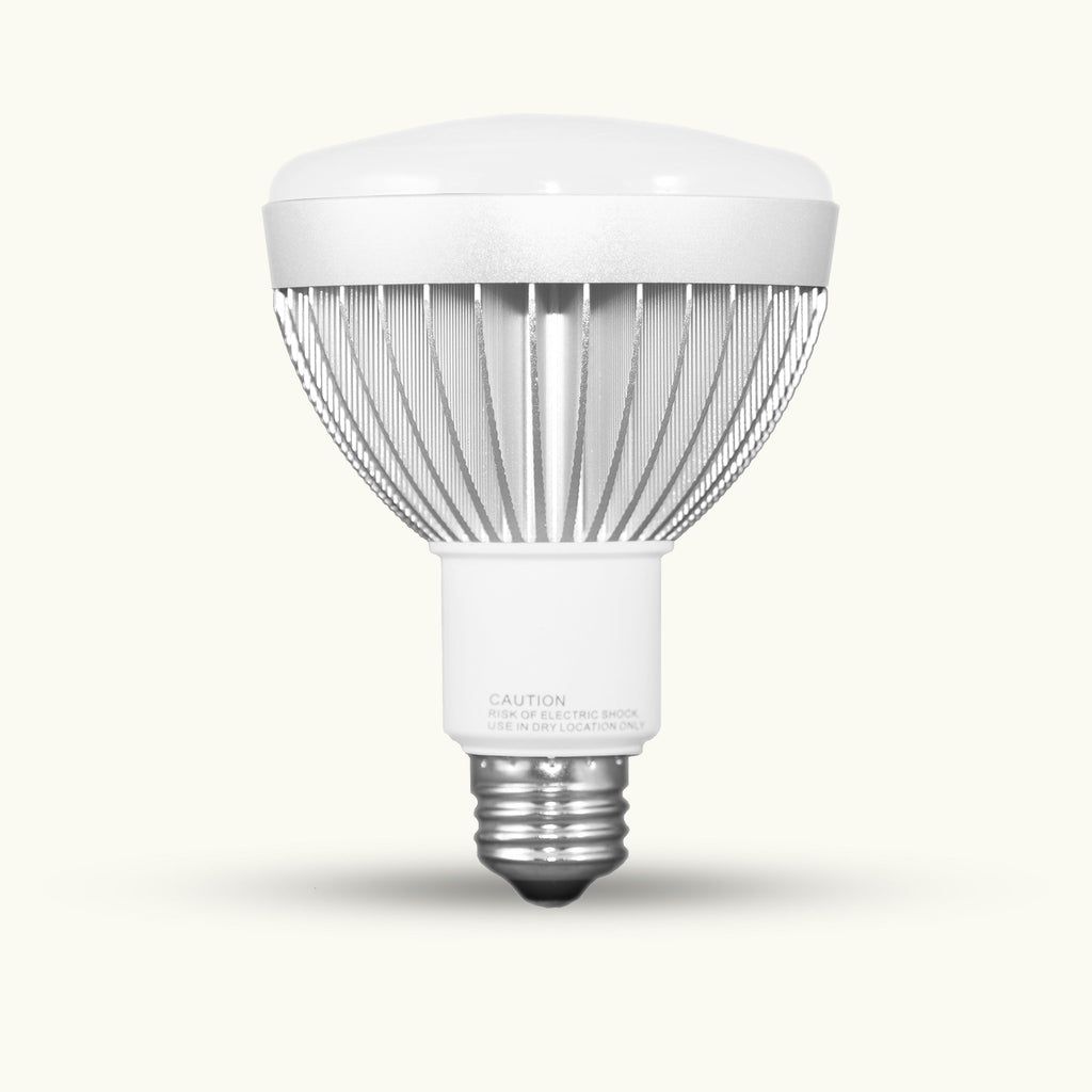 Kobi 100w equal - 16 Watt Dimmable R30 LED Cool White light bulb