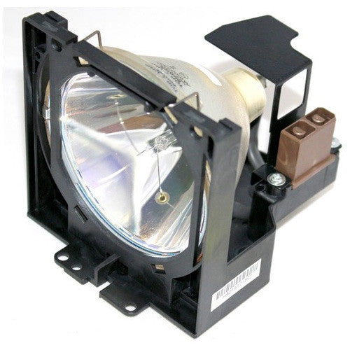 Canon LV-7525 Projector Housing with Genuine Original OEM Bulb
