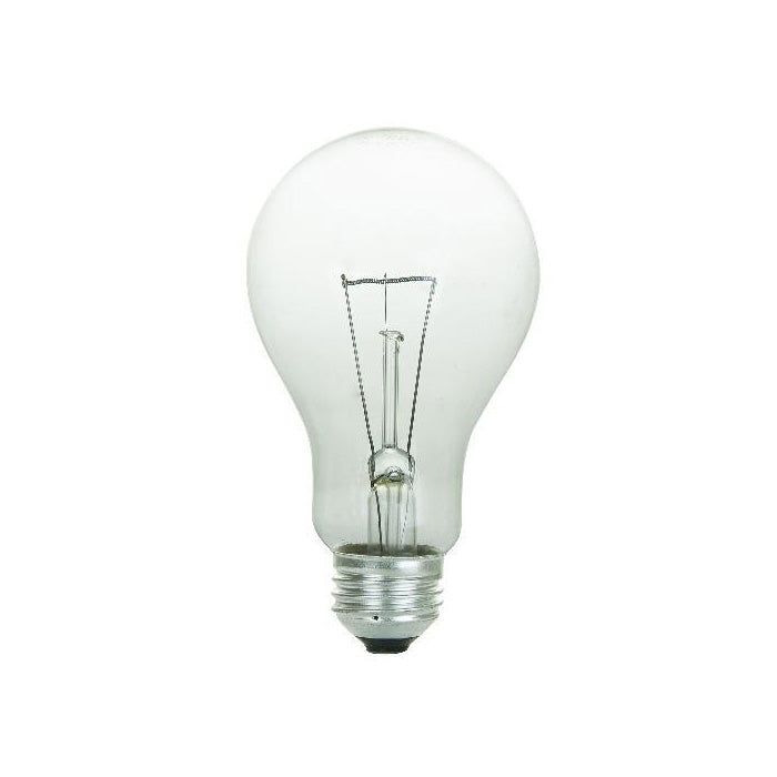 SUNLITE 200w A/CL 120v Medium Base Clear Bulb