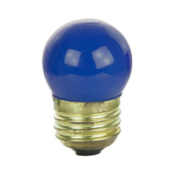 SUNLITE 7.5w S11 120v Medium Base Blue Bulb