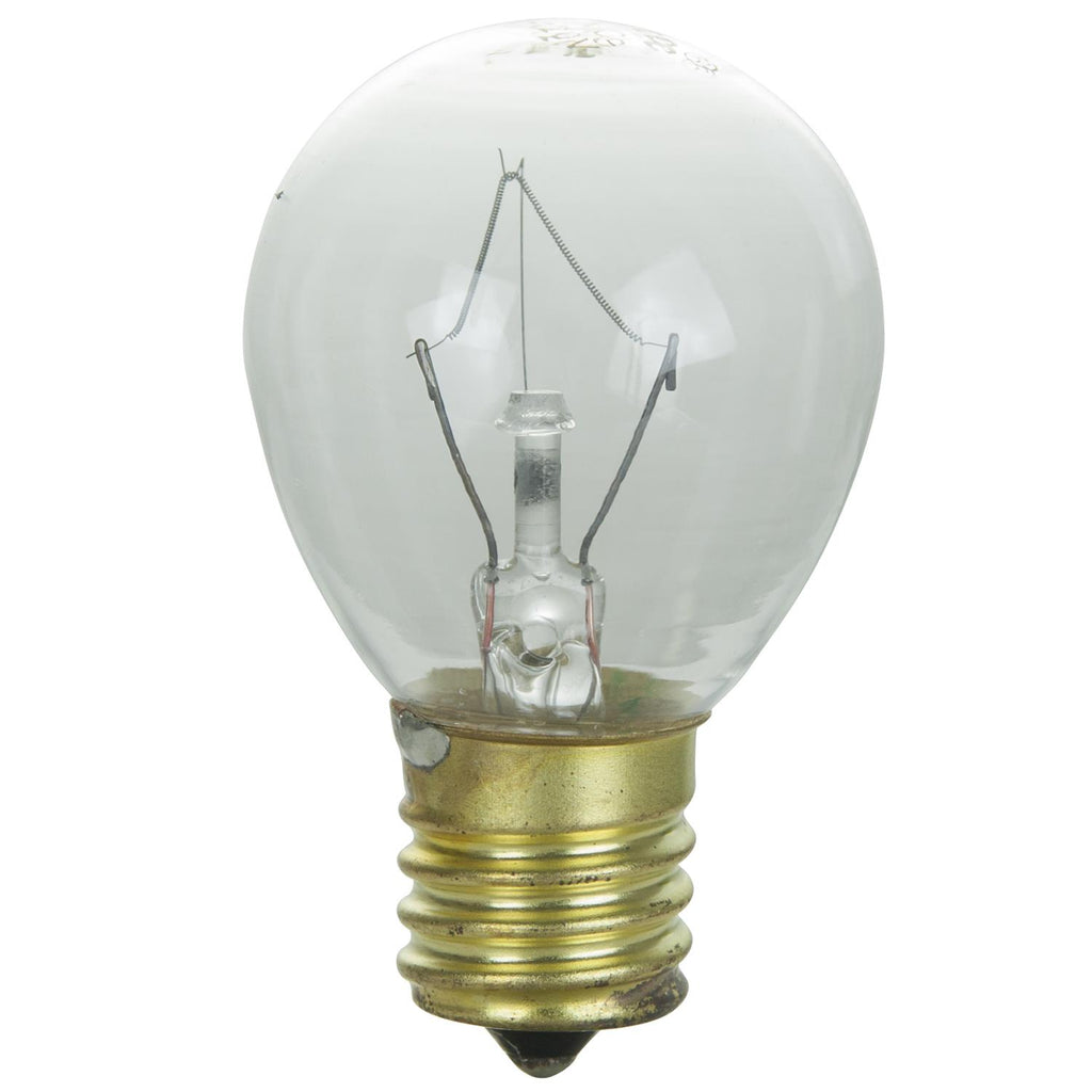 SUNLITE 40w S11 120v Intermediate Base Clear Bulb