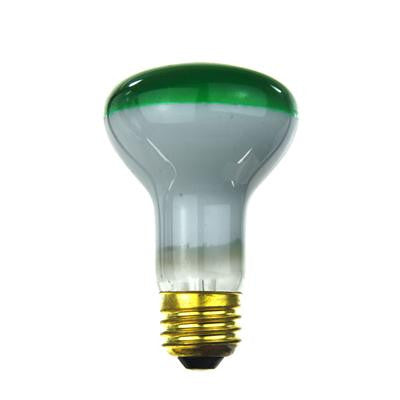 SUNLITE 50w R20 120v Green Colored R Type Light Bulb