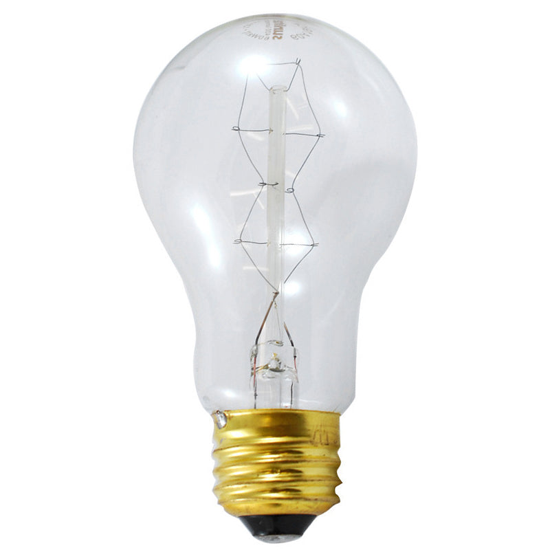 SUNLITE 60 watt Antique Carbon Filament A19 light bulb