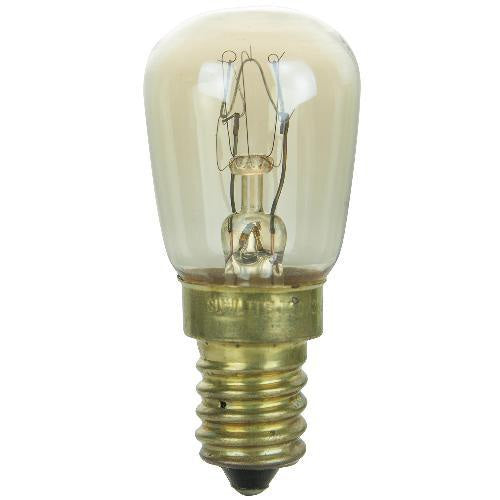 SUNLITE 15w PRE 120v E14 European Base Clear Bulb