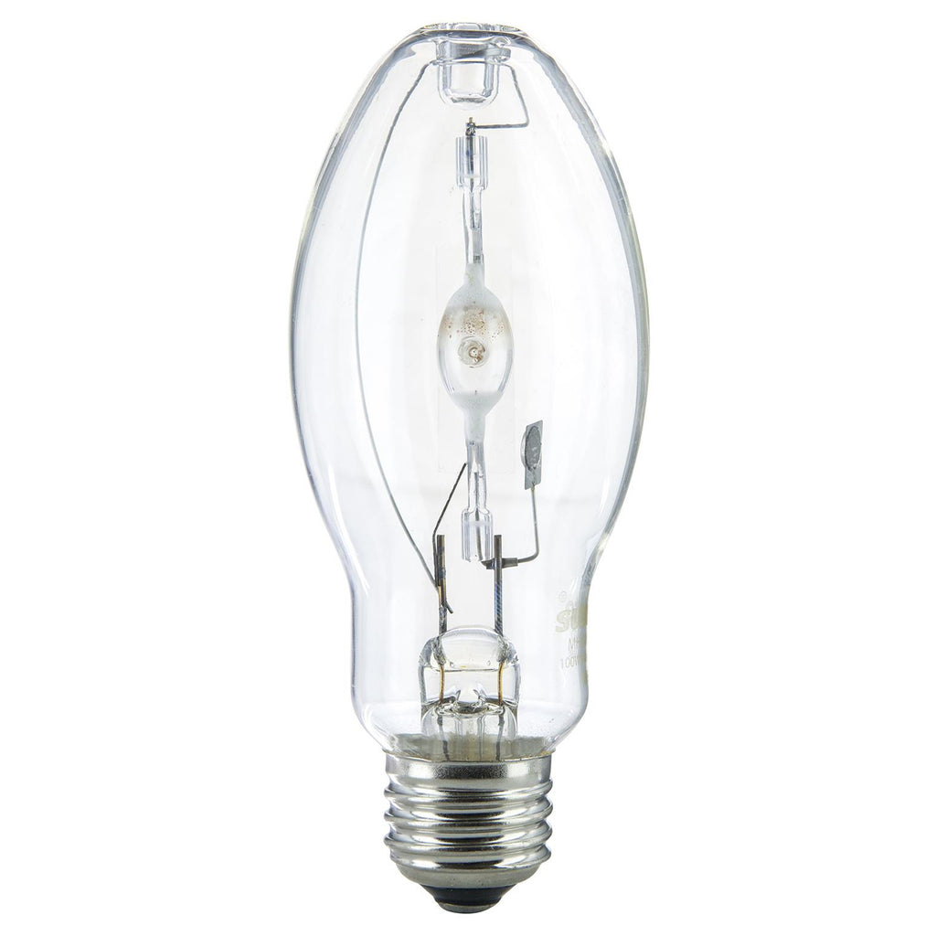 SUNLITE 100w ED17 4000K E26 Medium base MH100/U/M metal halide bulb