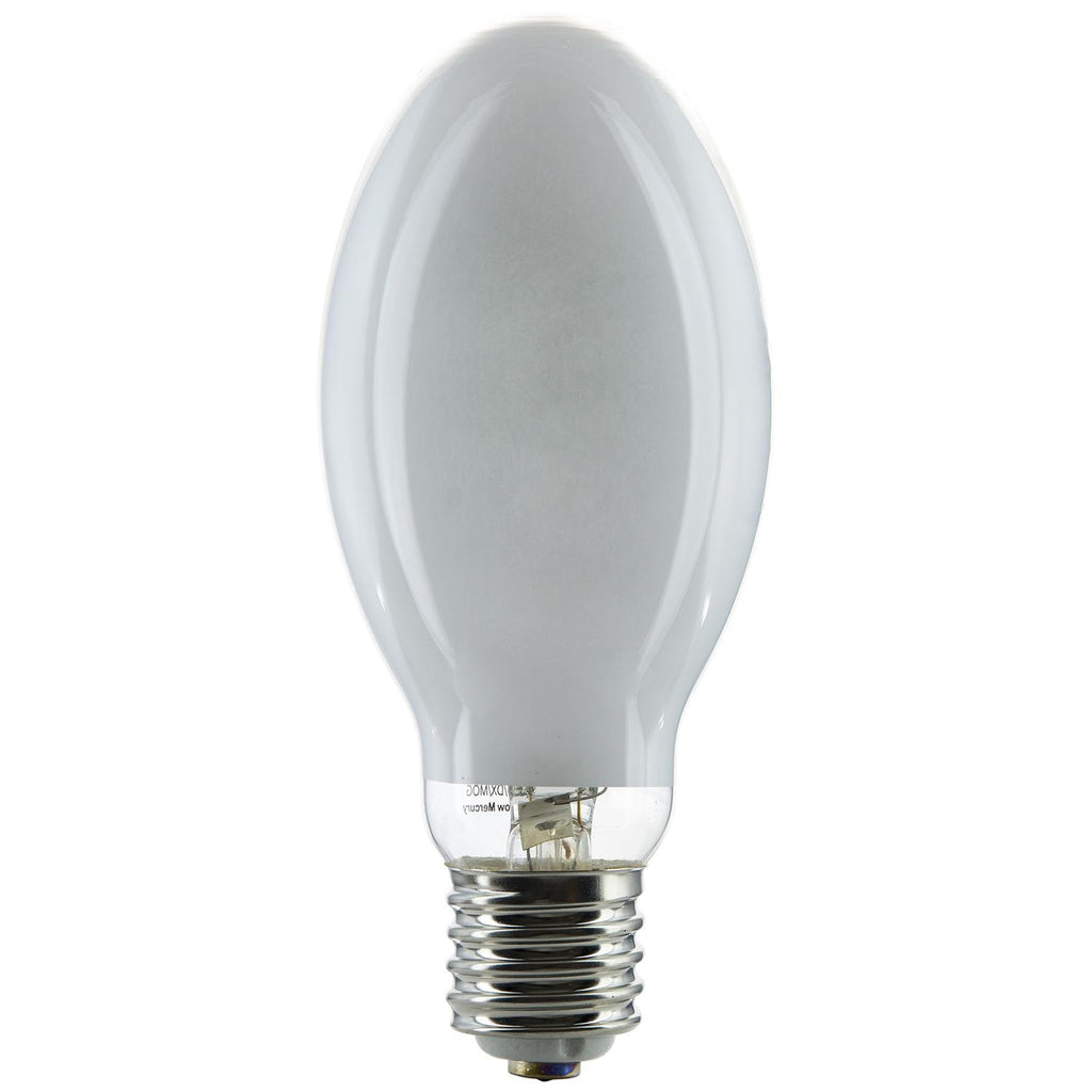 SUNLITE 175w MV175/DX, ED28 Mogul base Coated mercury vapor bulb