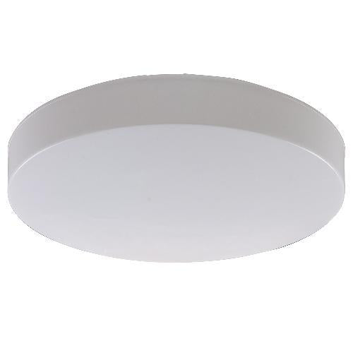 Plastic Light Covers >> Sunlite 14in White Round Plastic Cover For Am32 Circline Fluorescent Fixture