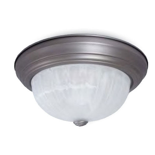 SUNLITE 36W Energy Star Brushed Nickel dome fixture