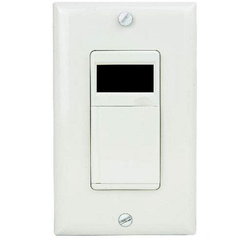 SUNLITE T500 1800w Digital In-Wall 7 Day Timer White Color