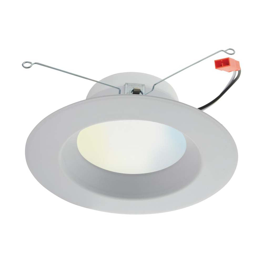 Satco 5-6 inch 10w LED Recessed Downlight Tunable White Starfish IOT 800lm 120v