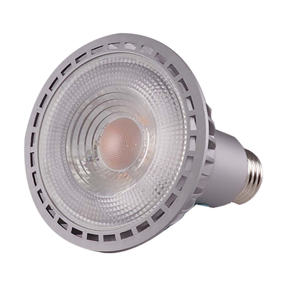Satco 20.5w 120v PAR30l LED Lensed E26 Medium Base 1800 Lumens 2700k