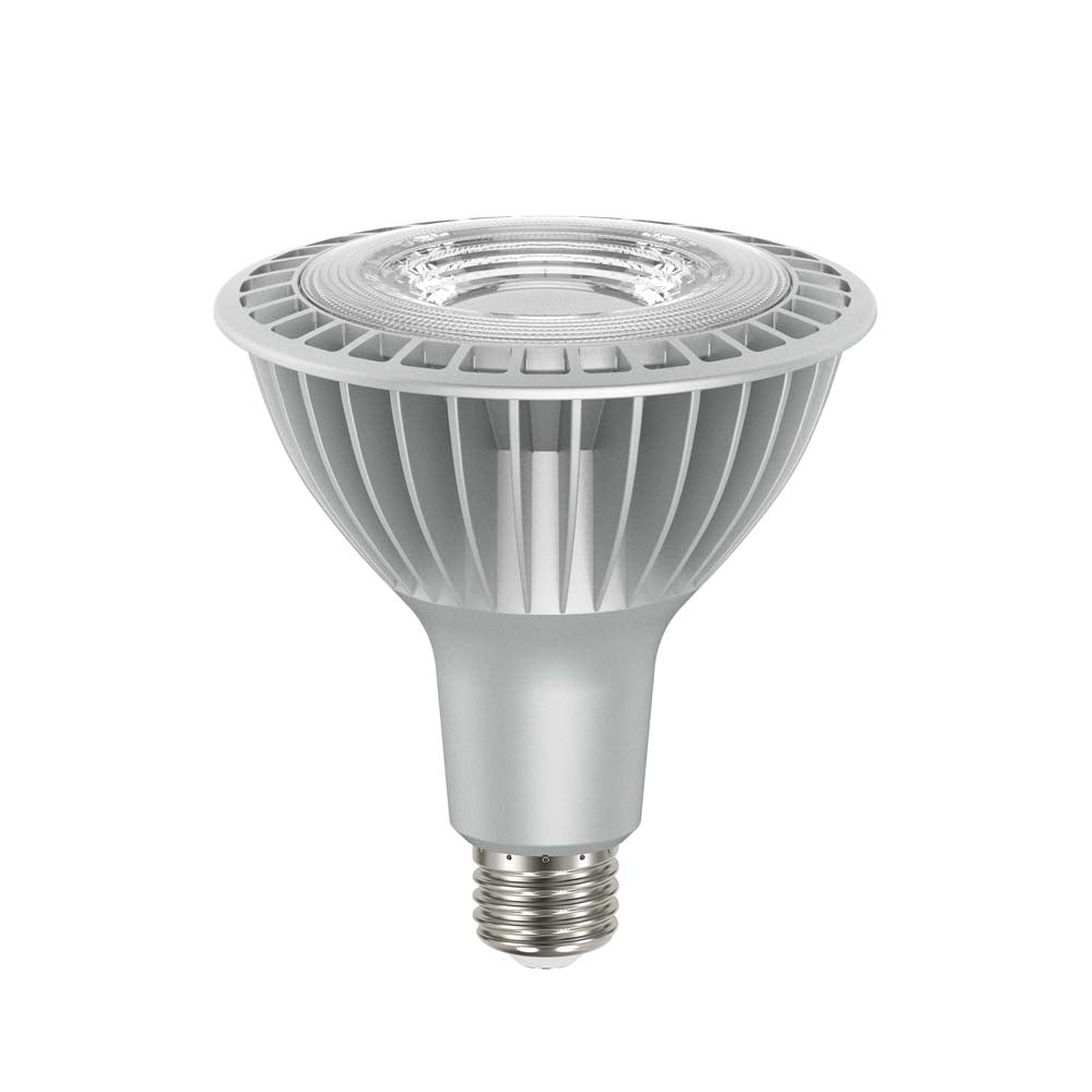 Satco 33w 120v PAR38 LED Lensed E26 Medium Base 3000 Lumens 3000k