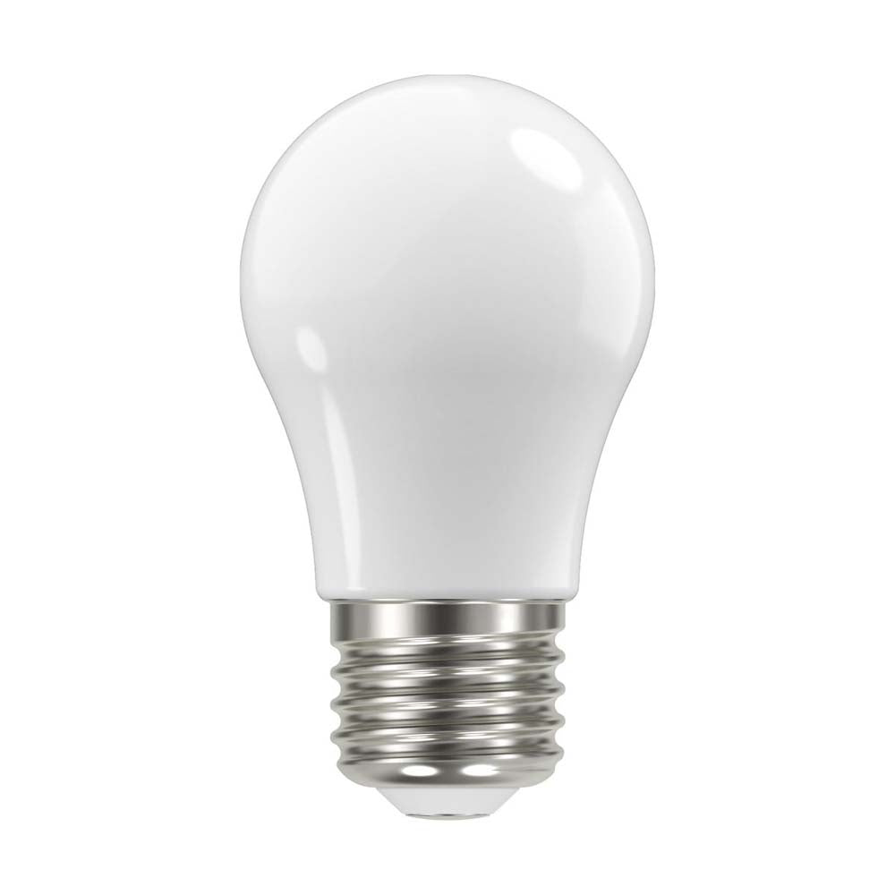 Satco 5w LED Bulb A15 Soft White Finish 2700K 90 CRI 120 Volt - 40w-equiv