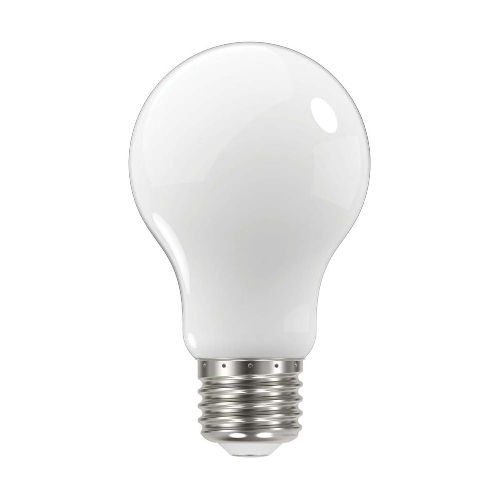 Satco 11w LED Bulb A19 Soft White Finish 2700K 90 CRI 120 Volt - 75w-equiv