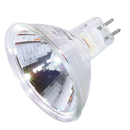 Satco S1969 FPA 65W 12V MR16 Narrow Spot halogen light bulb