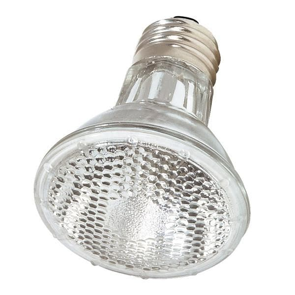 Satco S2206 50W 120V PAR20 Narrow Spot halogen light bulb