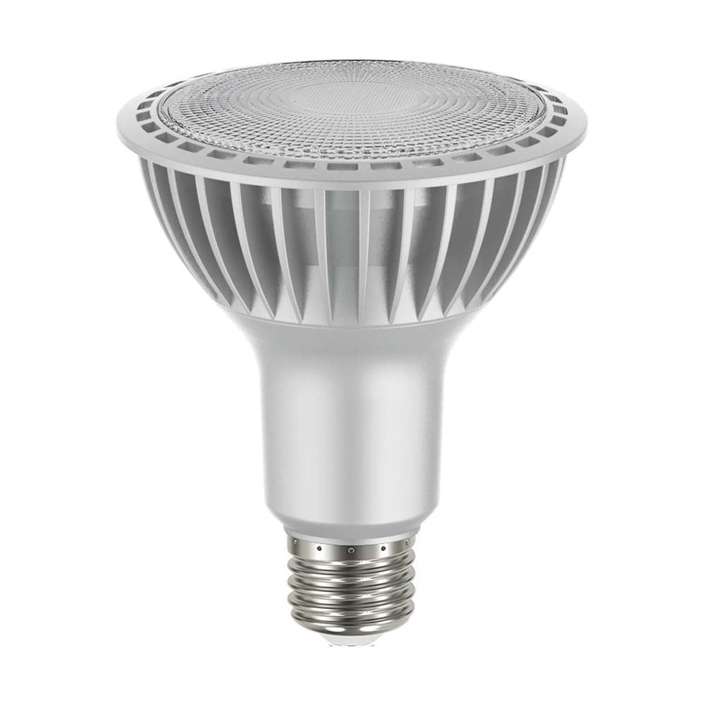 Satco 20.5w PAR30LN High Lumen LED Long Neck 3000K Medium base 120 Volt