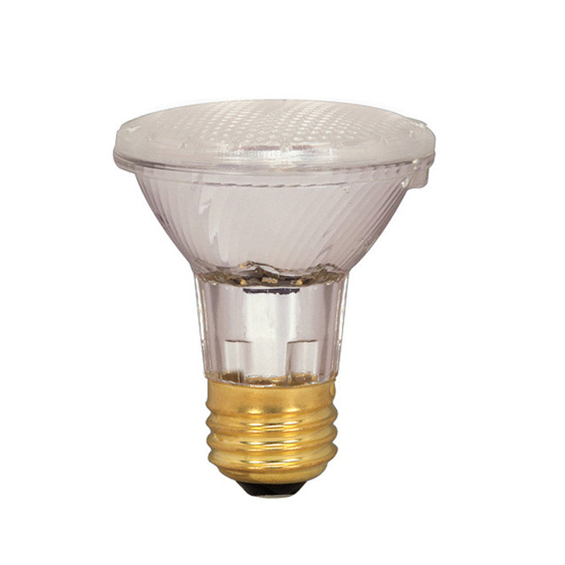 Satco S4130 39w 120v PAR20 FL42 E26 Frosted Xenon Halogen Soft Ray Light Bulb