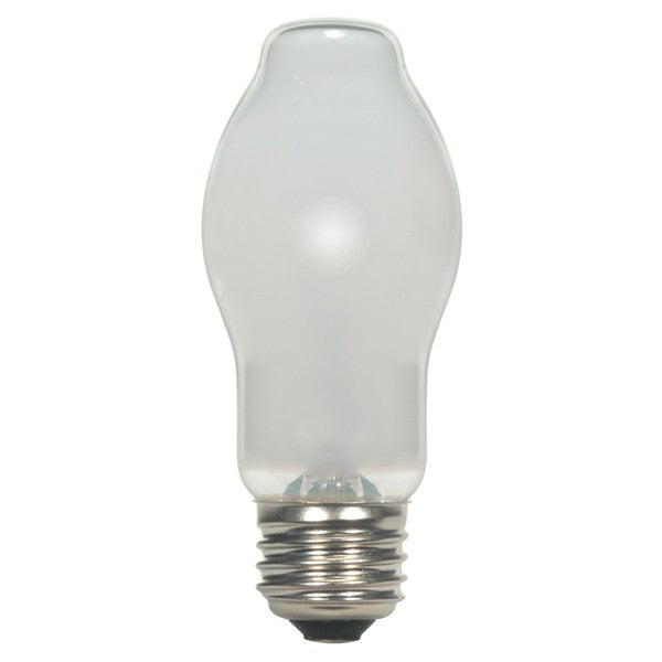 Satco 43W 120V BT15 Halogen White light bulb - 60w equivalent